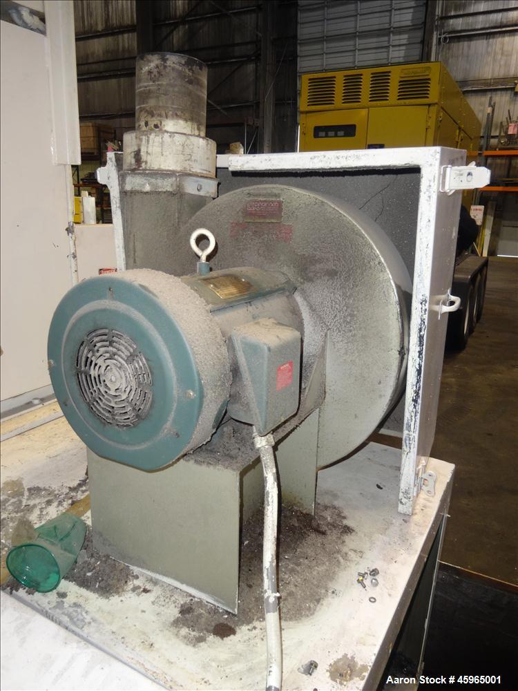 Used- Granutec Plastic Granulator/Grinder