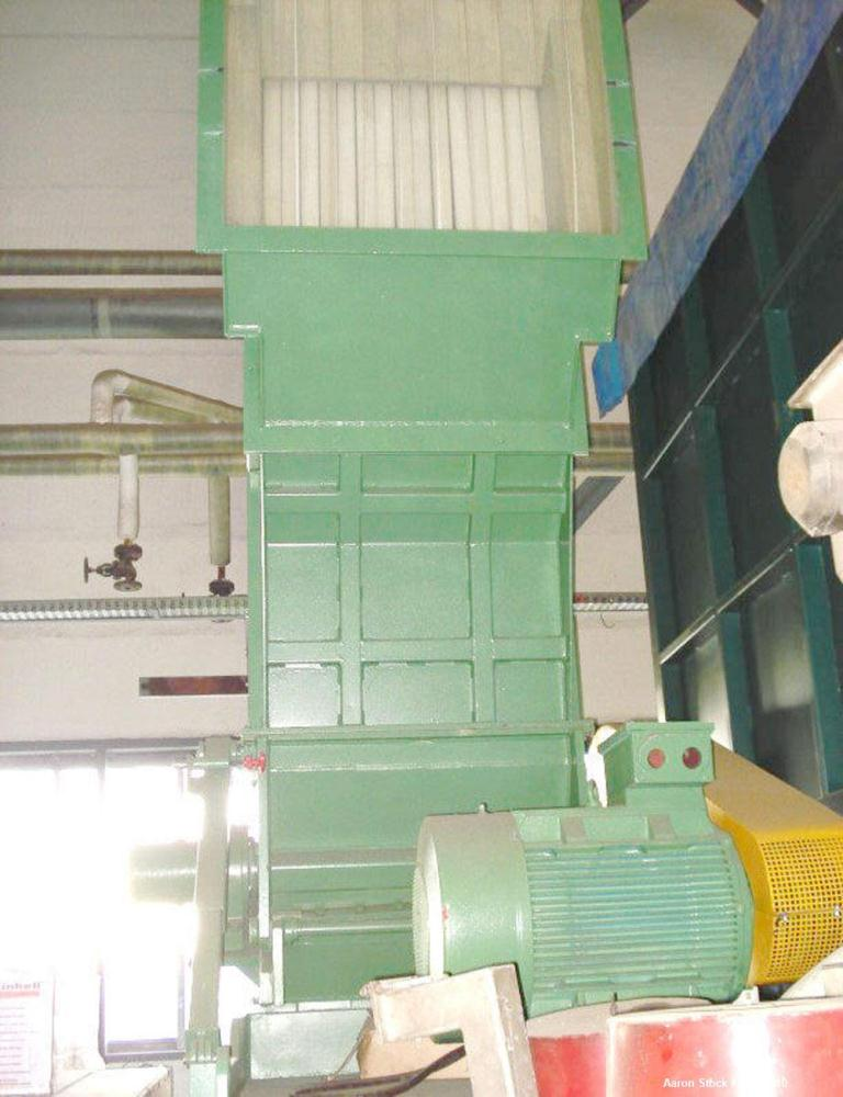 Used-Herbold SML 60/100 S4 Cutting Mill