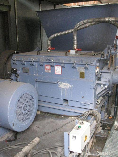 Used-Herbold SML 60/145 ZSX7-3 SB3 Granulator