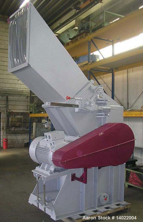 Used-Koppern Granulator Model KG 56/74.  Feed opening 500 x 740 mm.  Rotor width 740 mm.  Rotor diameter 560 mm.  (2) Stator...