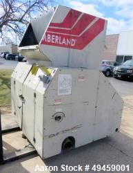 "Used- Cumberland Granulator, Model 18x42. Throat Size: 18"" x 42"" (500 x 1070mm), Cutting Circle Diameter: 17 3/4"" (450mm), T..."