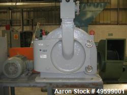 Used- Hosokawa Alpine Mill, Model UPZ500. Series LFH257725005. 30 HP Motor, 460 Volt.