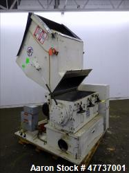 Used- MPG Service & Sales Inc. Granulator, Model GP-1230HB