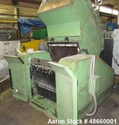 Used- Rapid Granulator, Model 1831K, Carbon Steel.