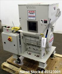 Used- SRS (FBE) Corp., Bi-Cutter Screenless Granulator, Model SR1517.