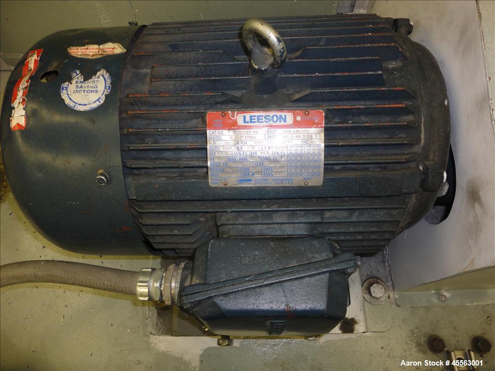 Used- MPG Grinder, Model # F-56HB