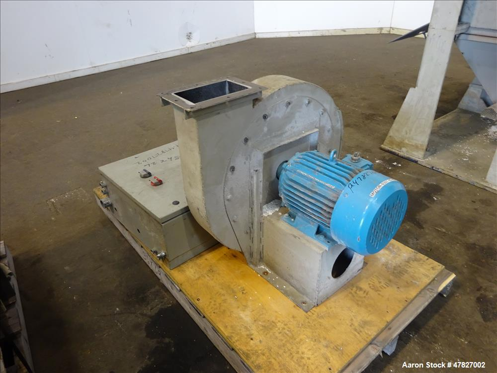 "Used- Nelmor Grinder, Model G1436MR. Approximate 14"" x 36"" feed."