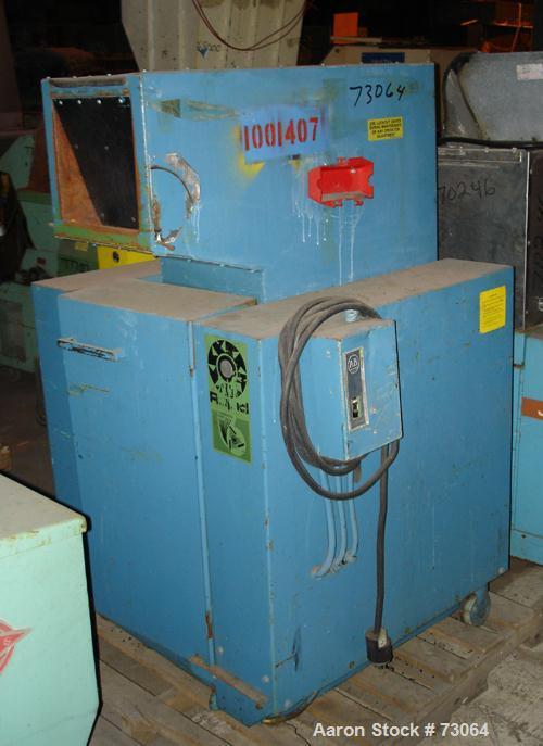 Used- Rapid Granulator, Model 1012-K