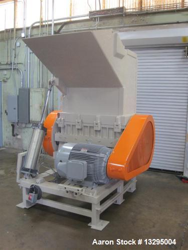 Used- Rapid Granulator, Model 2442RS