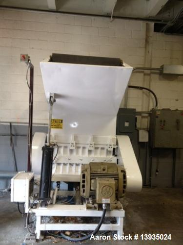Used- Rapid Granulator, Model 2442-RS