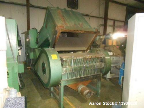 Used- Rapid Model 2442R, Granulator