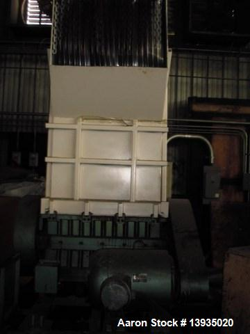 Used- Rapid Model 2442R, Granulator