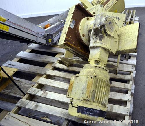 """Used- Heavy Trim Grinding System Consisting Of: (2) Rapid model G27 sheet guillotine cutters. Approximate 2"""" x 11"""" feed open..."""