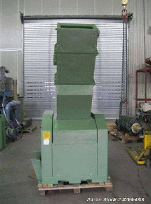Used-Rapid GK 3545 KUB Granulator