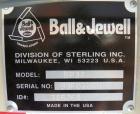 Used- Ball & Jewel Vision Series Granulator, Model BP32. Approximately 12