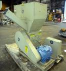 Used- Ball & Jewell Granulator Model MD-1620-SCSX. Approximate 16