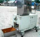 USED: Conair/Wor-Tex granulator, model JC10. 10