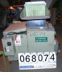 USED: Conair Wortex granulator, model JC-52. 9