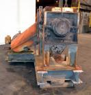 Used- Cumberland Granulator, Model 18X37-5KN. Approximate 18