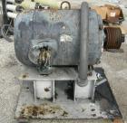 USED: Cumberland granulator, model 20X50. Approximate 20