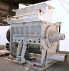 Used- Cumberland Series 3200 Granulator, Model 3284, Carbon Steel. 32