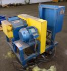 Used- Foremost Hot Melt Granulator, Model HMG-1008. 10