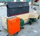 USED: MPG Under the Press Granulator, model UP755. 6