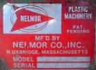 Used- Nelmore Granulator, Model G1012M1. Approximately 10