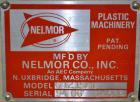 Used- Nelmore Granulator, Model G1215P1. Approximately 12