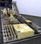 Used- Heavy Trim Grinding System Consisting Of: (2) Rapid model G27 sheet guillotine cutters. Approximate 2