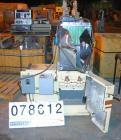 Used- Wortex Granulator, Model JC10. 6