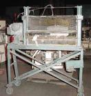 Used- Young Industries Granulator, Size 2436, Carbon Steel. 24