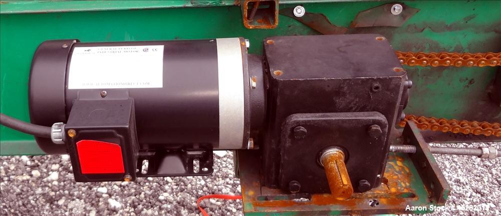 Used- Tria FN Series Granulator, Model 120-80 FN.