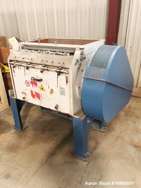 Used-Tria Granulator, Type DN 80-49.