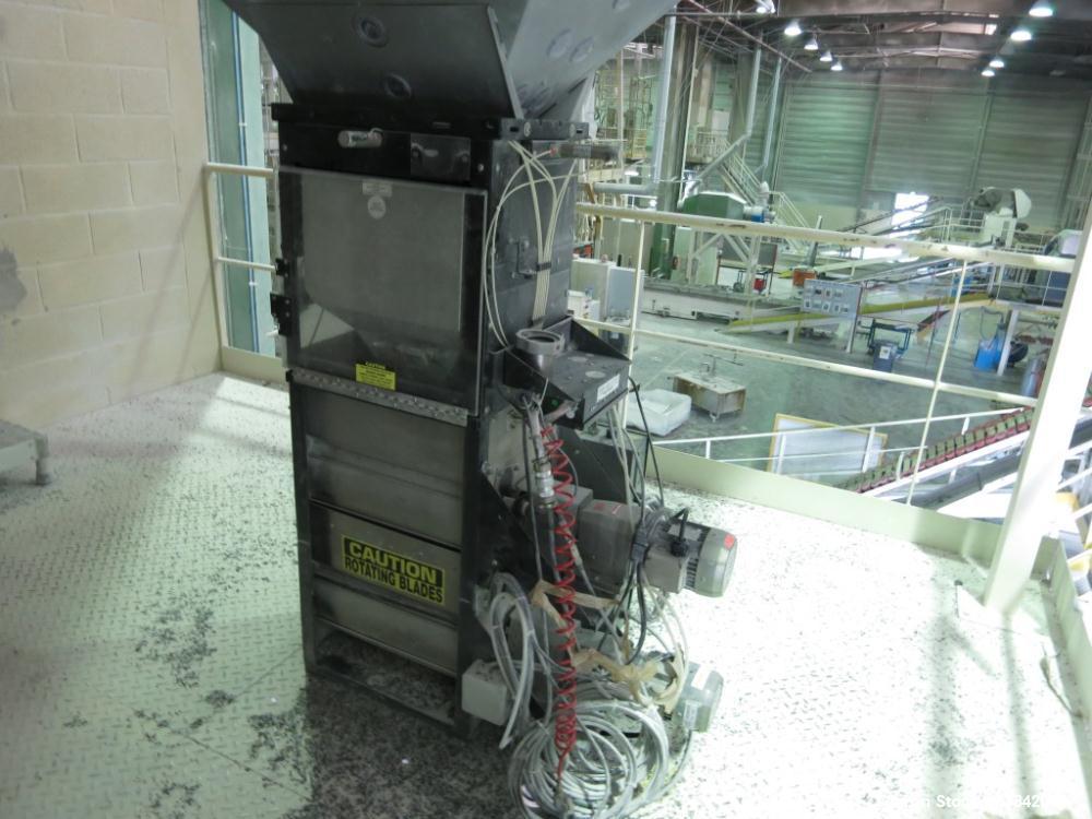 Used- Tria Granulator