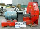 Used- United Farm Tools Inc Hammermill, Model MM6215PL80, Carbon Steel. Approximate 40