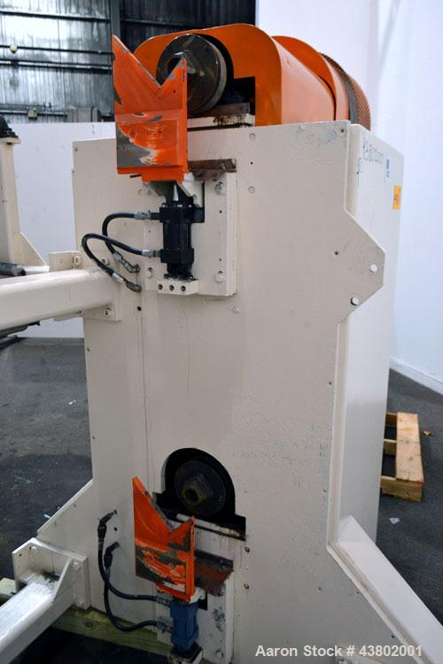 "Used- Arrow Duplex Slitter, 54"" Wide, Model 406-4"