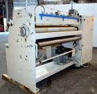 Used- Arrow Duplex Slitter, 54