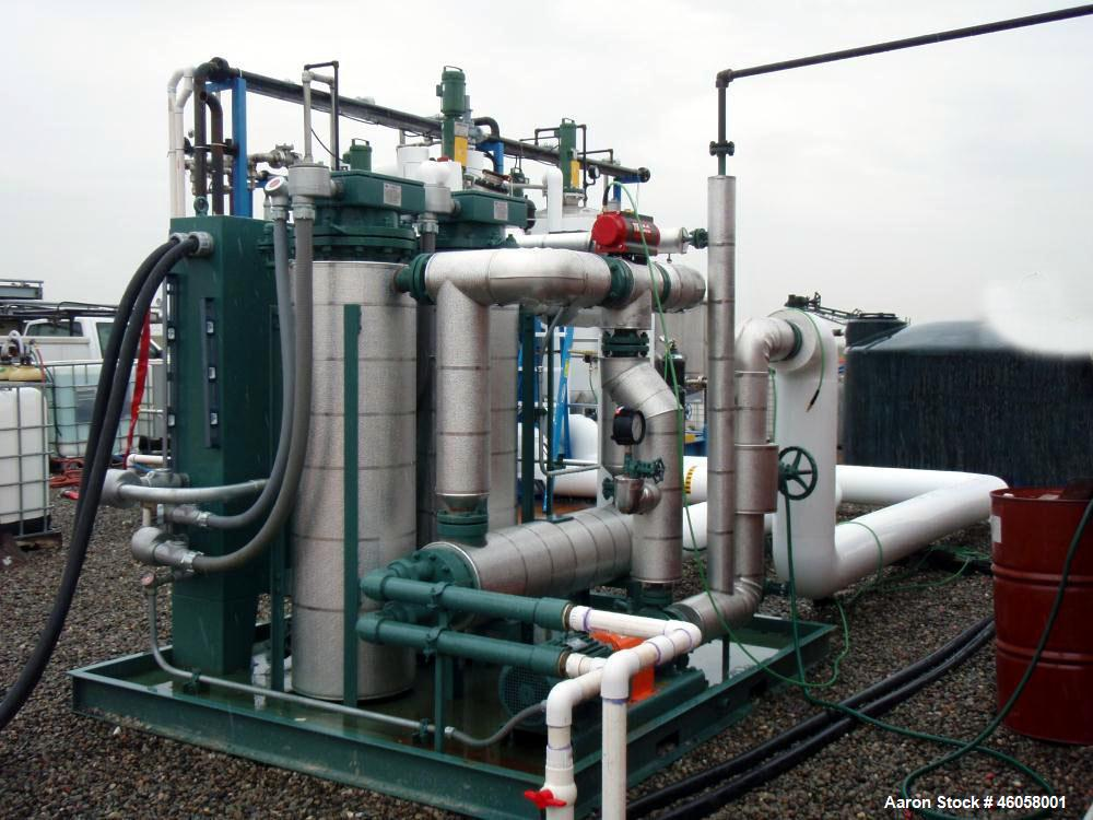 Used- Heat Exhange and Transfer Inc. Hot Oil Transfer System