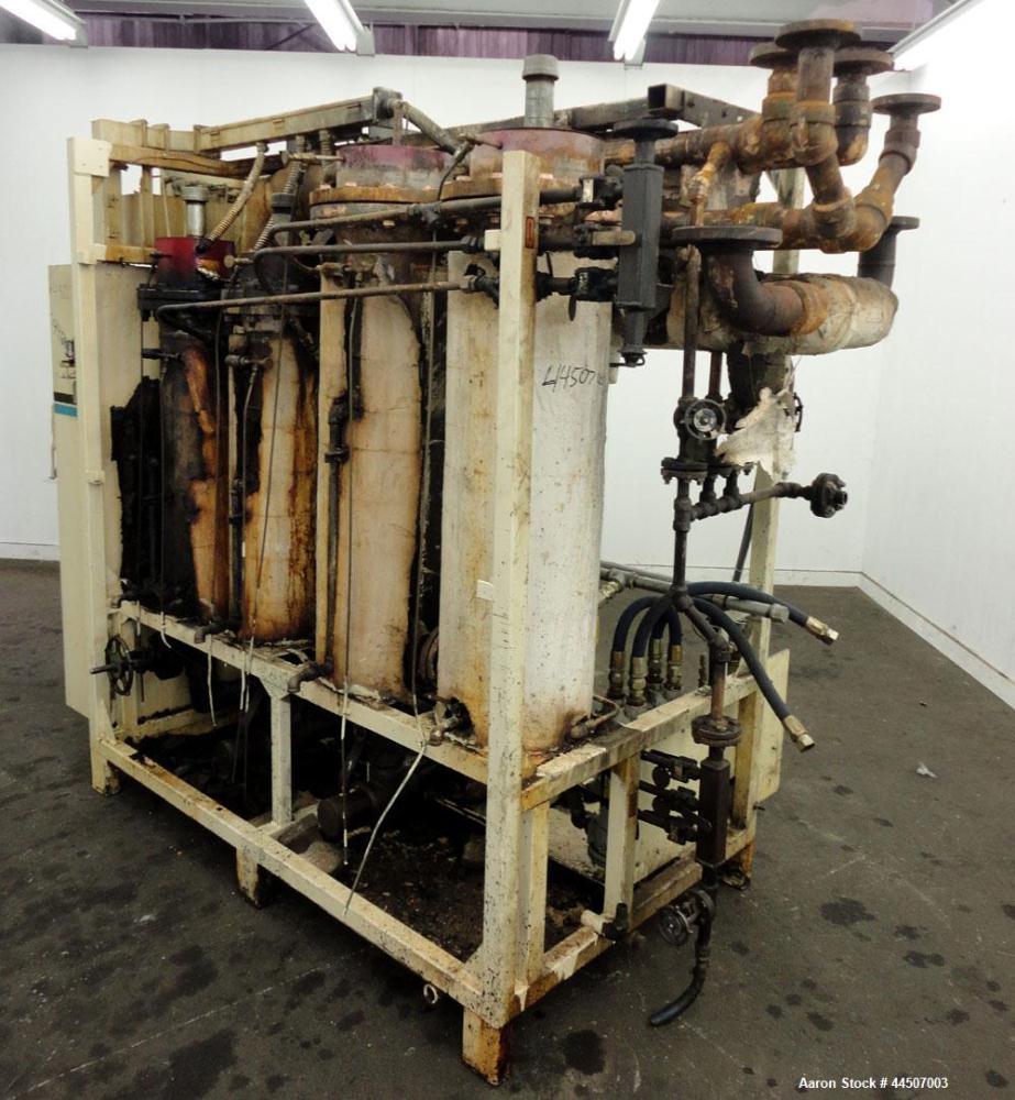 Used- Cincinnati Milacron Hot Oil Heater, Model TT0-120/30/30 60HC