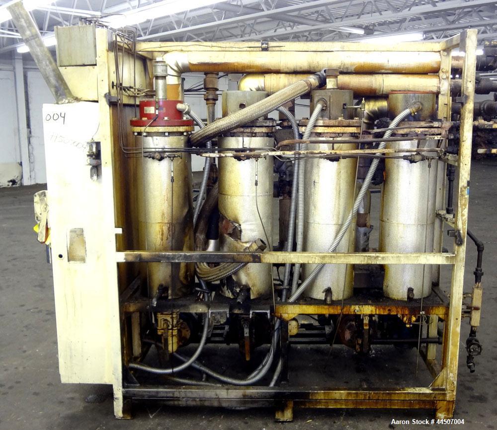 Used- Cincinnati Milacron Hot Oil Heater, Model TT0-72/45/30 60HC