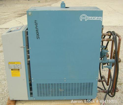 Used- Advantage hot oil temperature control unit, model HSO-1830HC-41D2.  Rated 18 kw/zone, temperature range 100 - 500 degr...
