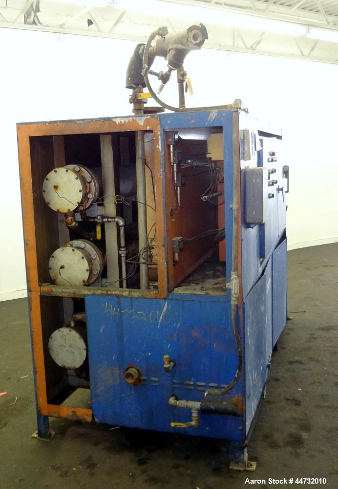 Used-Youngstown Miller Hot Oil Heat Transfer System, Model HT-75-1ARS