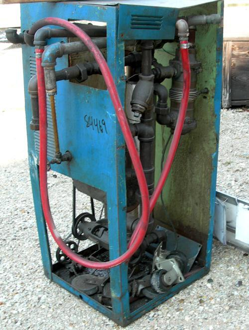 USED: Sterlco High Temperature Controller, model F6016-MX. Single zone, 6 kw. Max temp 550 deg F. 3/60/230 volt, 17 amp. Con...
