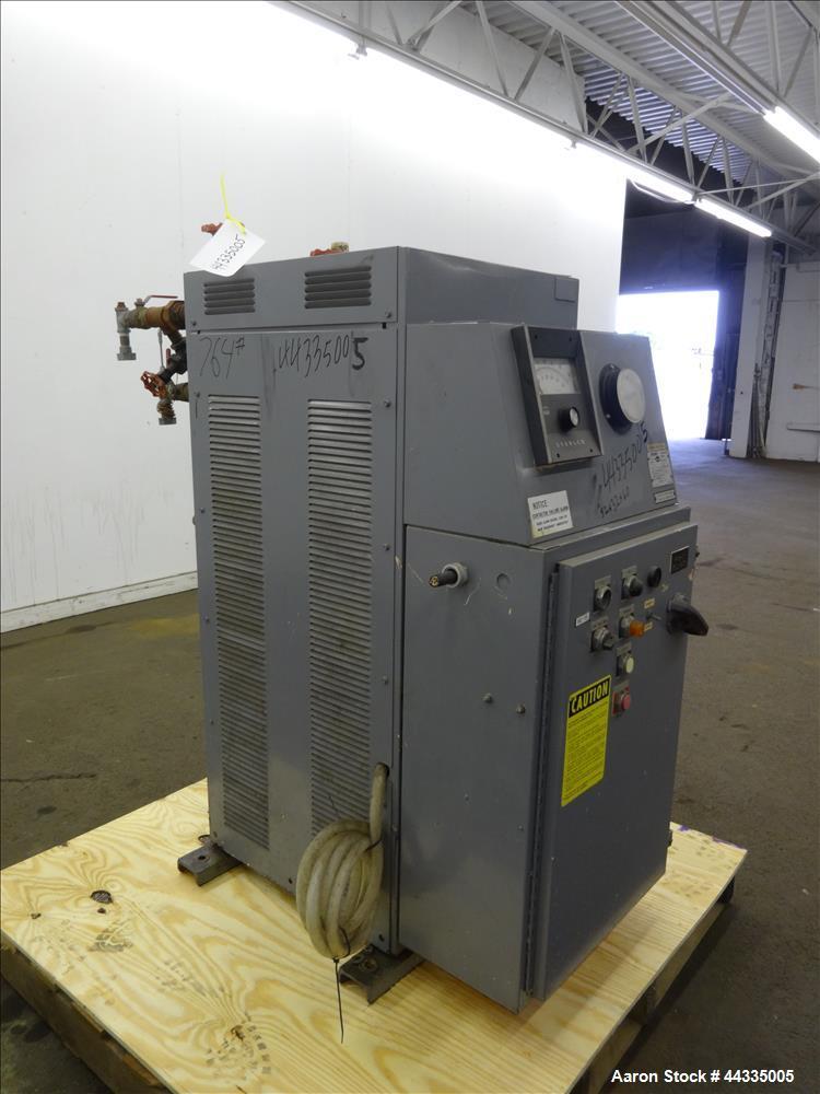 Used- Sterlco Hot Oil Unit Model F6016DX, 24 KW,