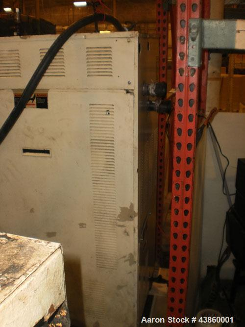 Used-Sterlco Hot Oil Temperature Controller, Model G9016-J1.  36 Total kW, 2 zones, 18 kW per zone.  3/60/460 volt.  Mounted...