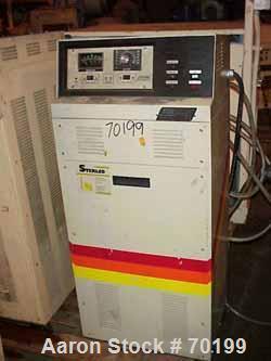 USED: Sterlco model S8412-AX temperature control unit, 250 deg F range. 12 kw, 3/60/460 volt, 10 amp, 12,000 watt pre-heater.