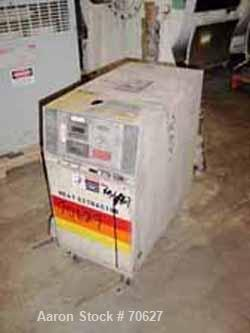 USED: Sterlco water circulating temperature controller, model S9215-F.3/60/460 volt, approx 9 kw, 27 amps, 0-250 deg F digit...