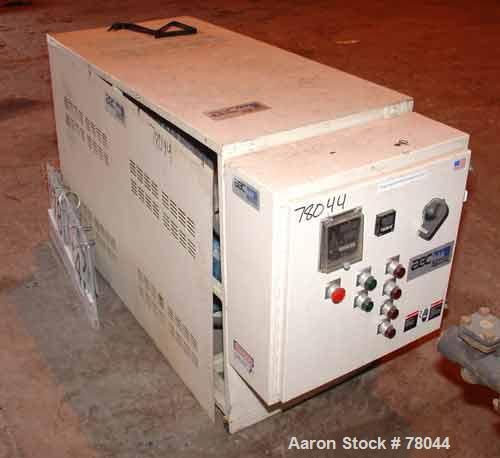 Used- AEC Temperature Controller, Model TFW-INHQ. 10 Hp, 3/60/460 volt, 14 amp. Temperature range 45-250 deg F.