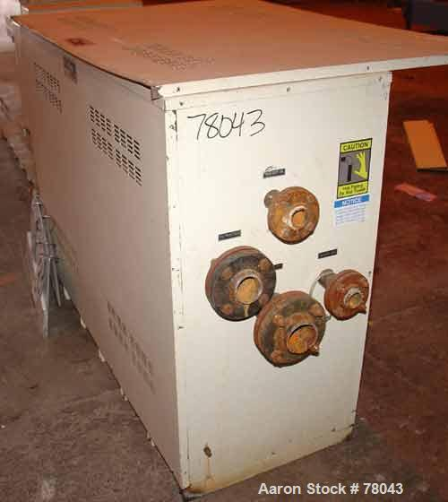 USED: AEC temperature controller, model TFW-INXQ. 25 hp, 3/60/460 volt, 31 amp, temp range 45-250 deg F.